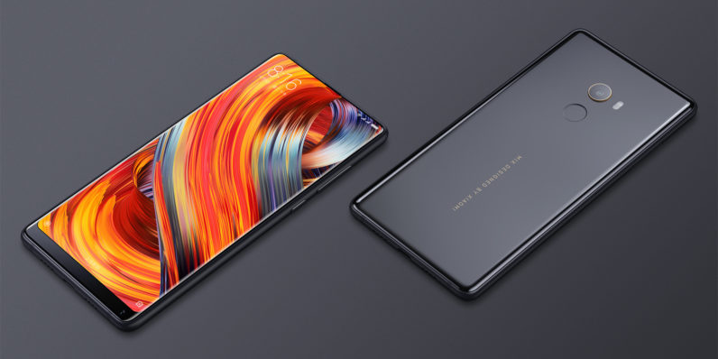 All set to xiaomi to launch its Mi Mix 2 in India